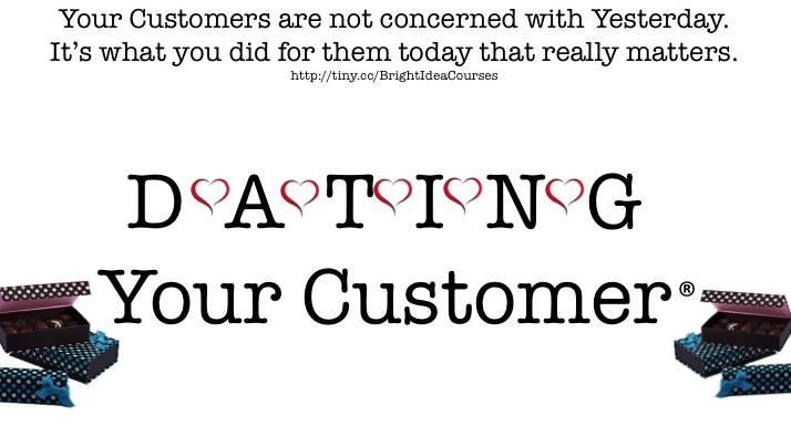 DATING Your Customer